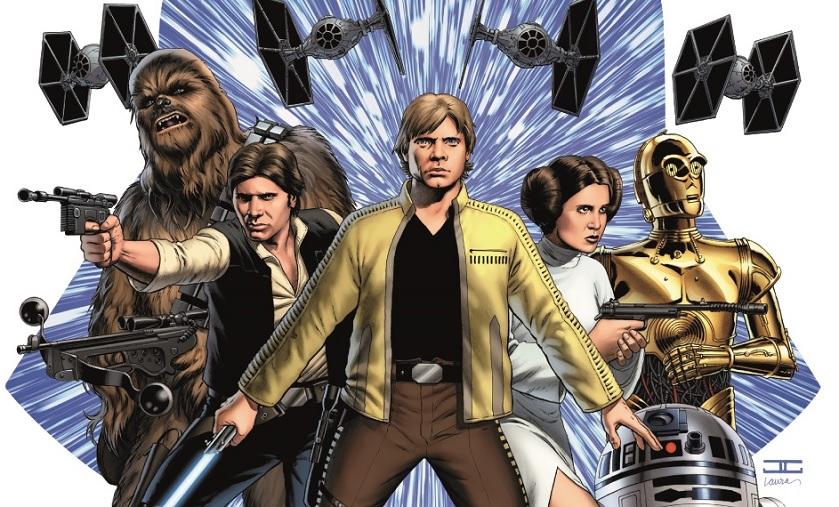 On a lu…Star Wars (T1) de Jason Aaron et John Cassaday