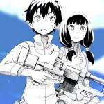On a lu… Asebi et les aventuriers du ciel (T. 2) de Taisuke Umeki