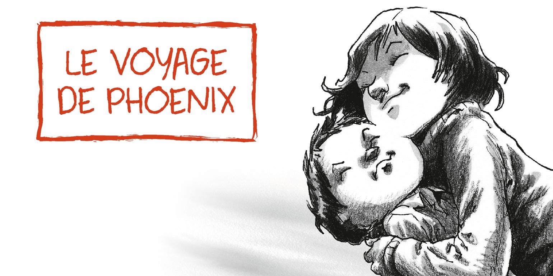 On a lu…  Le Voyage de Phoenix de Jung