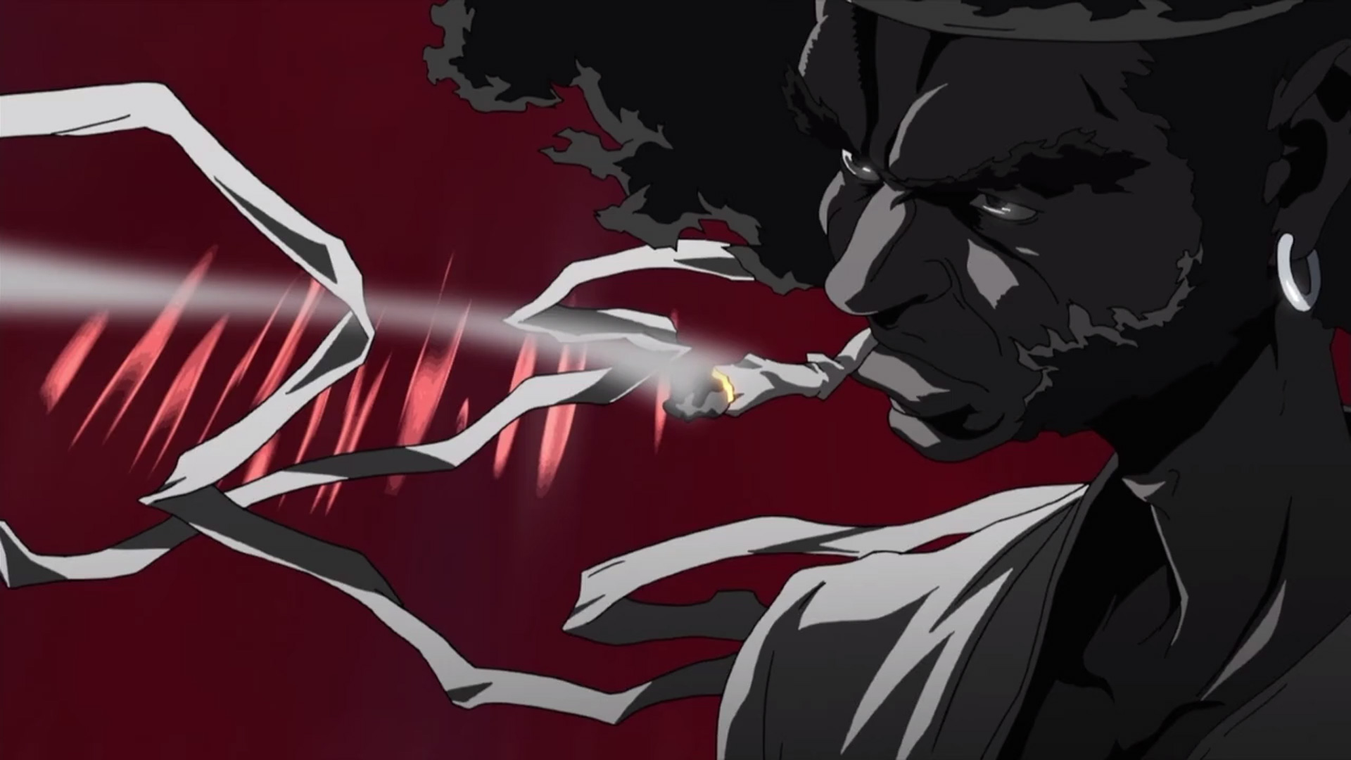 Re-Anime : Afro Samurai: Resurrection (de Fuminori Kizaki)