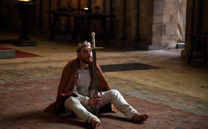 MOVIE MINI REVIEW : critique de Macbeth