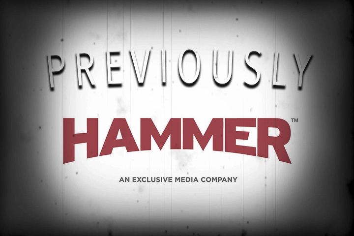 Previously #1: Hammer Films