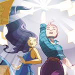 On a lu…The Infinite Loop (T.2) de Pierrick Colinet et Elsa Charretier