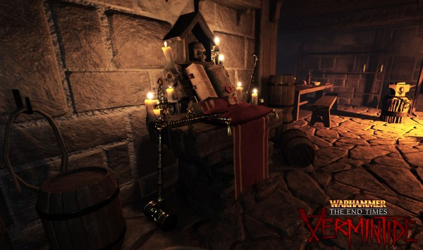 Vermintide Interview 1