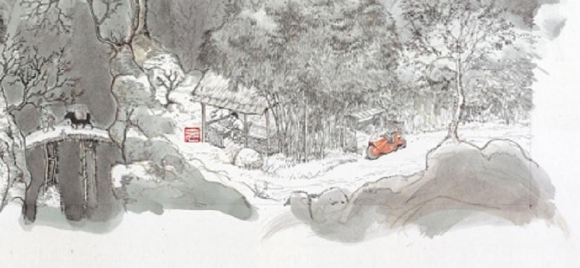 43ème Festival d'Angoulême : l'affiche officielle par Katsuhiro Ôtomo