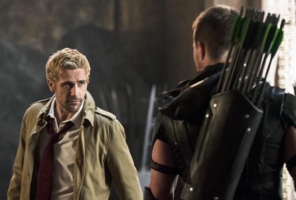 On a vu…que Arrow et John Constantine repartaient sur de bonnes bases (Critique de Arrow 4.05 – Haunted)