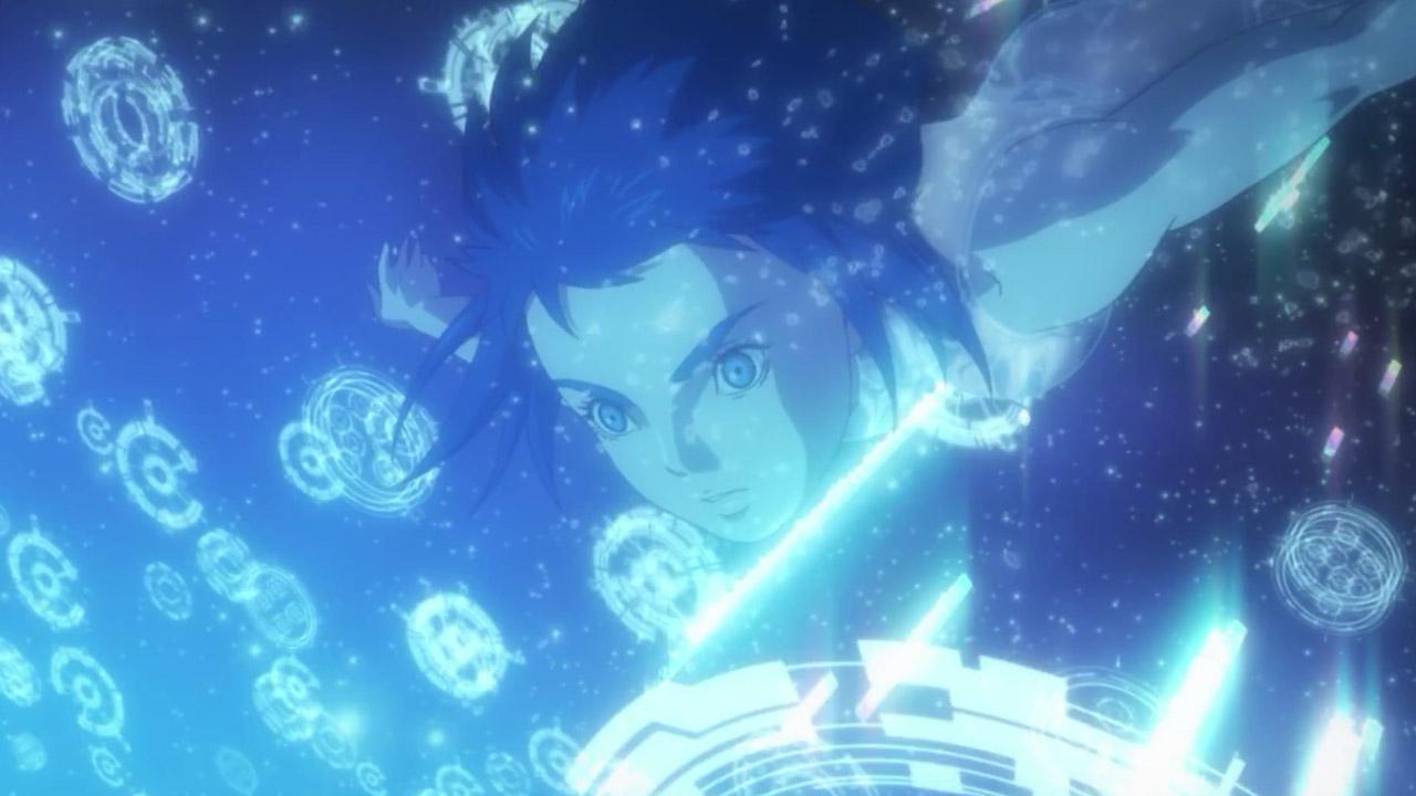Re-Anime : Ghost in the Shell (2015) de Kazuchika Kize et Kazuya Nomura