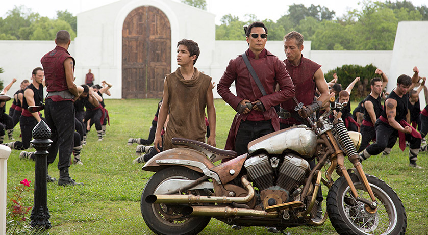 Pilote automatique : Into the Badlands (AMC)