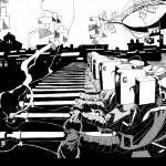 On a lu… Jabberwocky (T. 5) de Masato Hisa