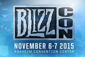 BLIZZCON 2015 : les annonces