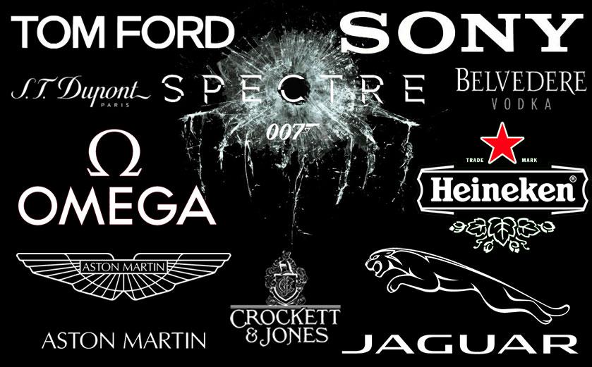 Marketing, le spectre des James Bond