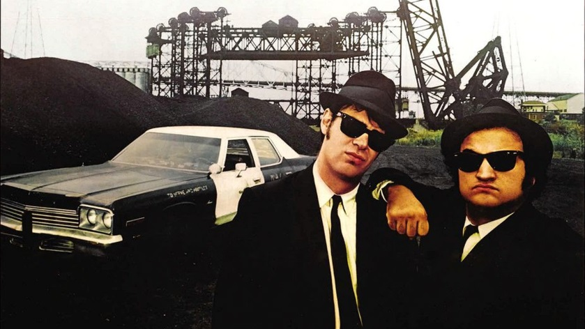 [Do you see the light ?] Il y a 35 ans…The Blues Brothers de John Landis