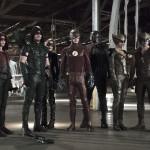 Pour quelques légendes de trop  (Critique du 2.08 de Flash / 4.08 de Arrow  )