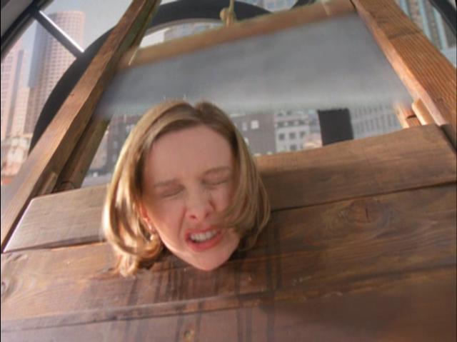 L'Image Fantasme dans Ally McBeal