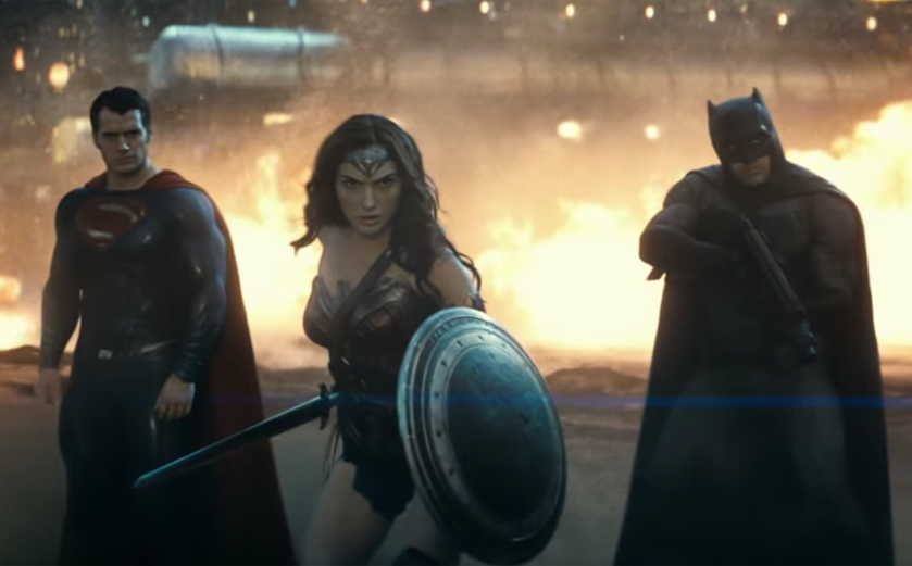 Batman v. Superman : le nouveau trailer