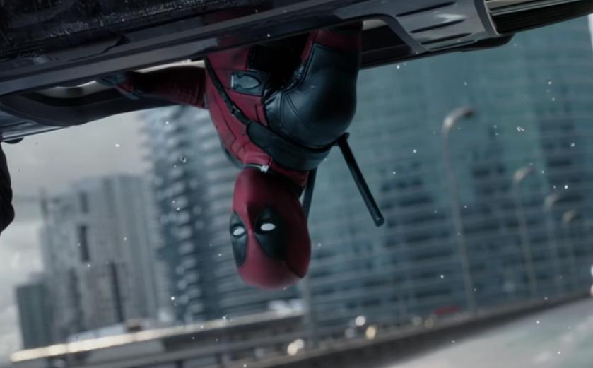 Deadpool vous souhaite un joyeux Noël avec son nouveau trailer