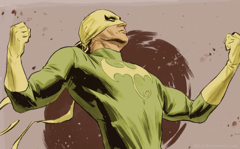 Iron Fist: la série de Marvel et Netflix a son showrunner
