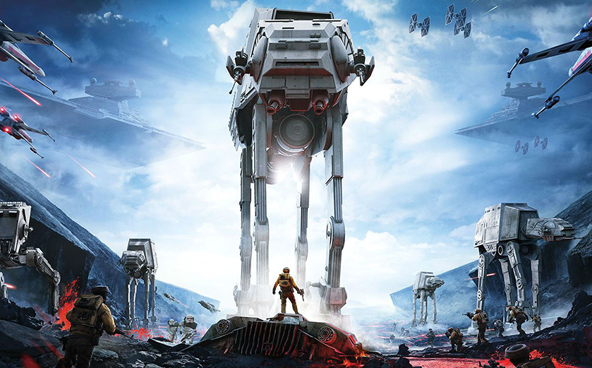 Star Wars Battlefront: EA shot first