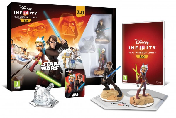 Disney Infinity 3.0 Starter Pack : Force le respect ?