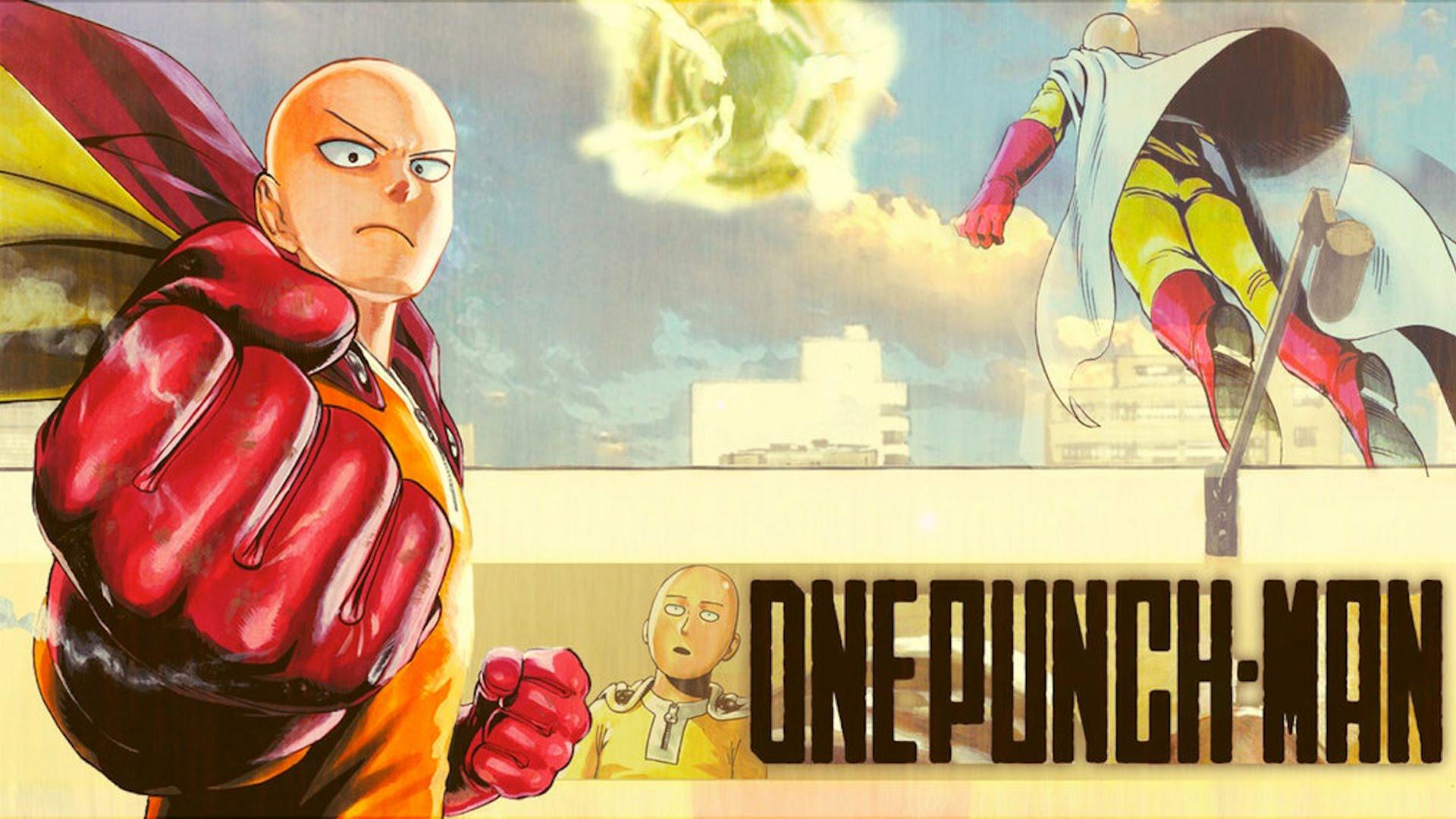 On a lu… One-Punch Man (T. 1) de ONE et Yûsuke Murata