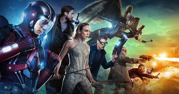 DC's Legends of Tomorrow (Pilote automatique, THE CW – MYTF1VOD)