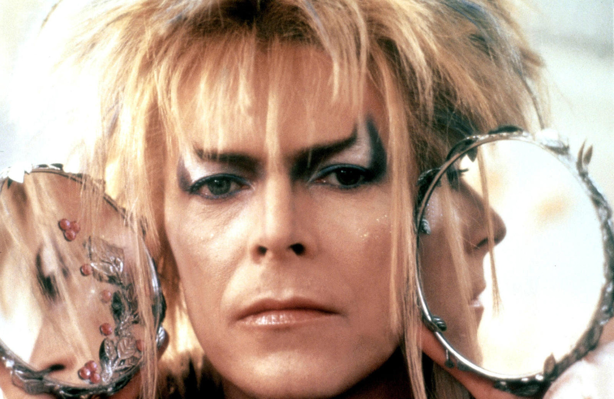 Bowie au cinéma: portrait d'un métamorphe