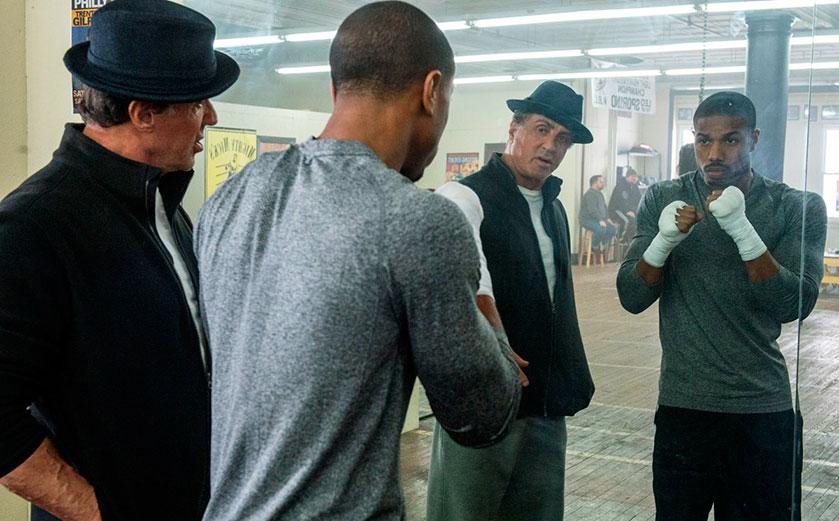 MOVIE MINI REVIEW : critique de Creed