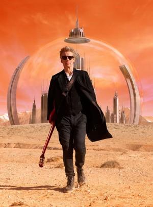 Le Docteur de retour sur Gallifrey
