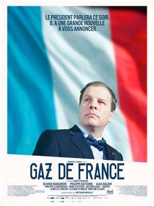GAZ-DE-FRANCE