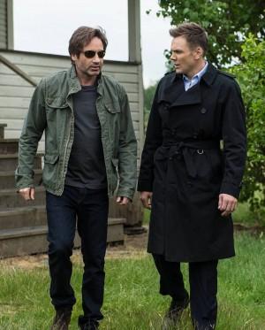 Mulder a trouvé plus parano que lui: Tad O'Maley