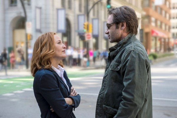 Mulder et Scully réunis