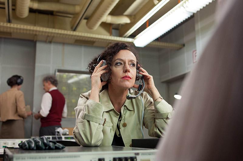 Maria Schrader (Leonora Rauch) © Conny Klein/UFA Fiction
