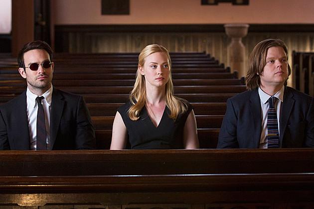 Netflix et Marvel aguichent la saison 2 de Daredevil