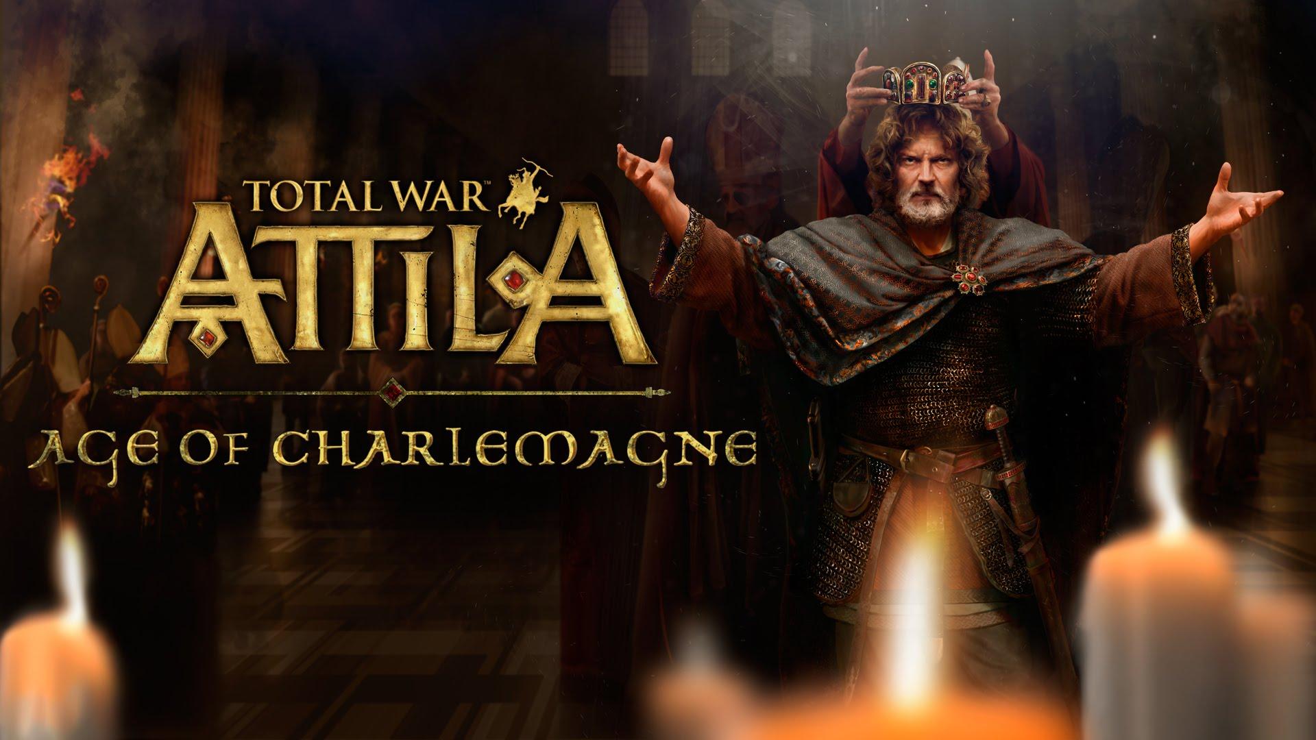 Total War: Attila- Age of Charlemagne – Guerre et Paix