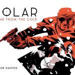 On a (aussi) lu…Polar (T.1) de Victor Santos