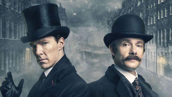 Mycroft a-t-il une âme ? (critique de Sherlock, The abominable bride)