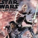 On a (aussi) lu…Star Wars – Les Ruines de l'Empire de Greg Rucka et Marco Checchetto