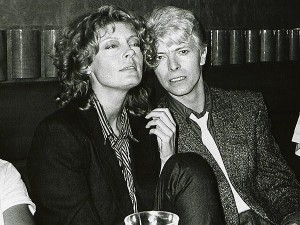 Susan Sarandon & David Bowie (crédit : The Life Picture collection/Getty)