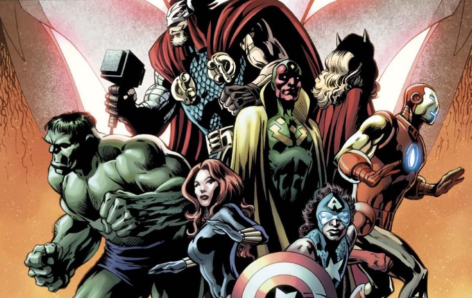 On a lu…Marvel Saga HS (N°6) – Ultron Forever par Al Ewing et Alan Davis