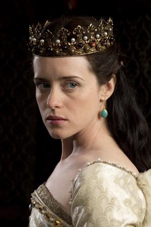 Claire Foy (Anne Boleyn)