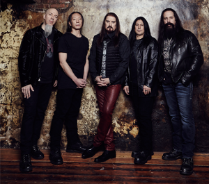 Dream Theater - Groupe (2016)