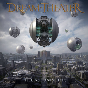 Dream Theater - The Astonishing (pochette)