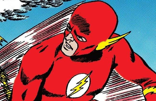 On a lu…Flash – La Légende (T.1)