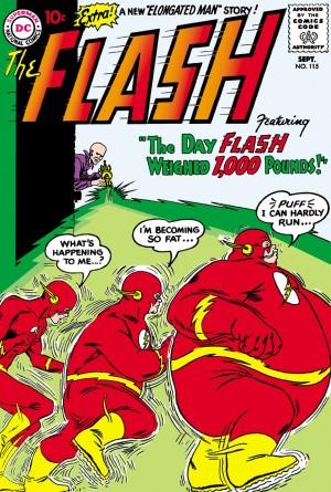 Flash la légende T1 - 4