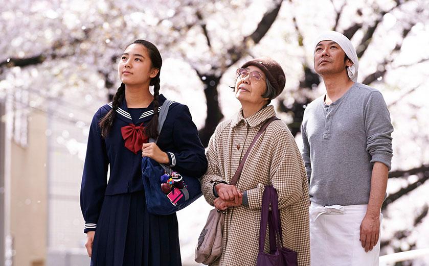 MOVIE MINI REVIEW : Les délices de Tokyo