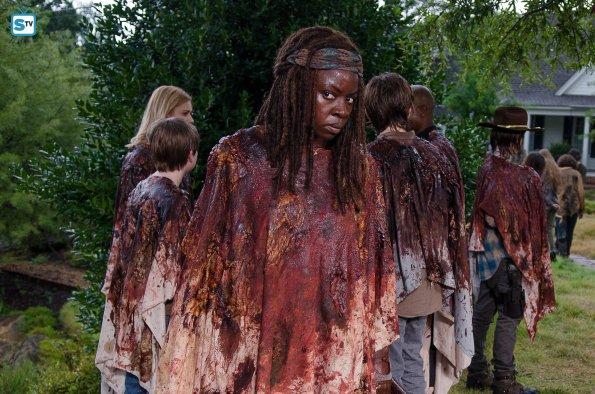 The Walking Dead 6.09 – No Way Out – AMC (critique de l'épisode)