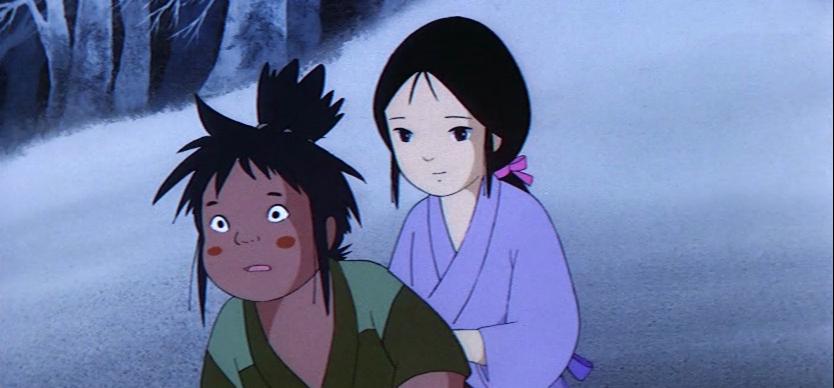 Re-Anime : Taro, l'Enfant Dragon (de Kirio Urayama)
