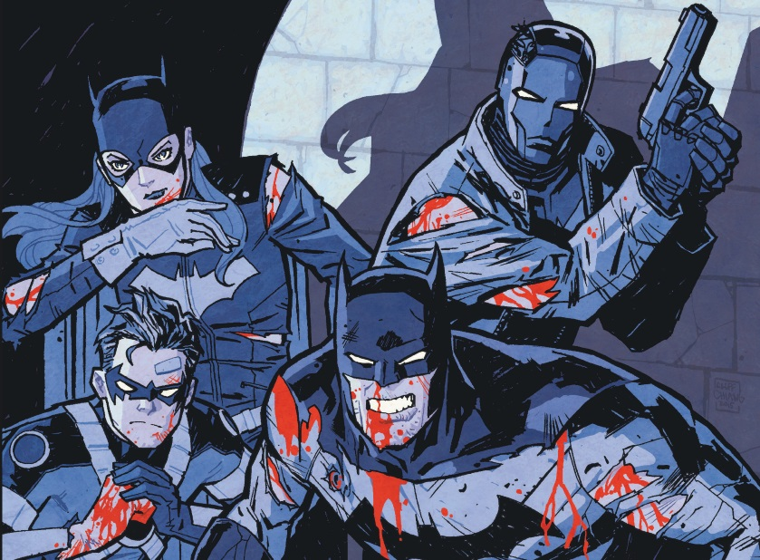 On a lu… Batman Eternal – Tome 4