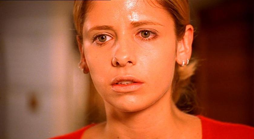 The Body (Buffy The Vampire Slayer), L'Extrême Dénuement