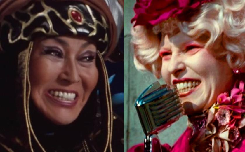 Elizabeth Banks en Rita Repulsa dans le nouveau film Power Rangers